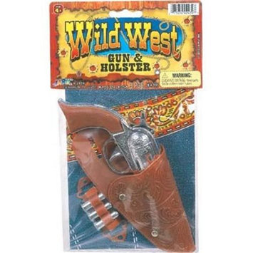 Bulk Buys Wild West Holster Set 3 Pc - Case of 12