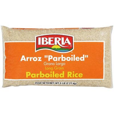Iberia Foods Corporation Rice, Parboiled, Long Grain, 5 lb (2.27 kg)