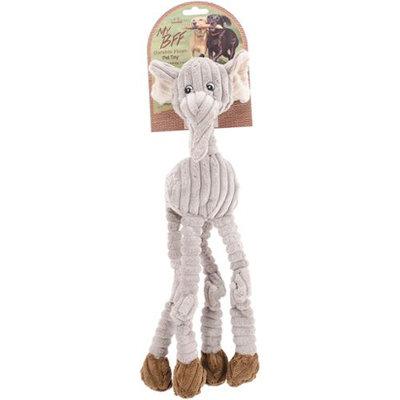Nvmk Sales Nandog My BFF Corduroy Plush ToyGray Elephant