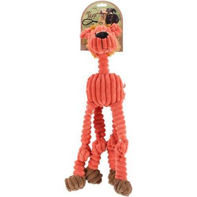 Nvmk Sales Nandog My BFF Corduroy Plush Toy Orange Tiger