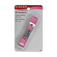 Singer 218 Vinyl Tape Measure-60 in. Pink