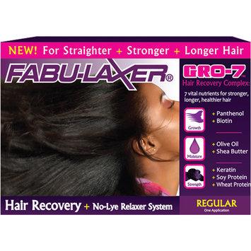 Revlon Fabu-Laxer Gro-7 Relaxer System