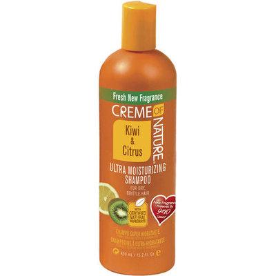 Creme Of Nature Kiwi & Citrus Ultra Moisturizing Shampoo, 15.2 fl oz