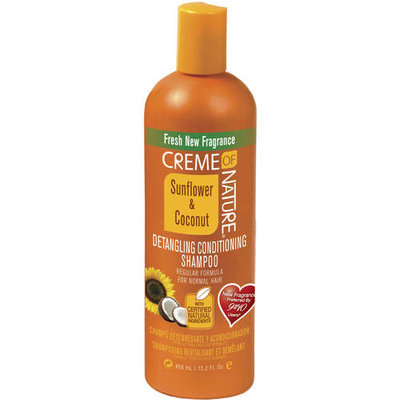 Creme Of Nature Shampoo Coconut 15.2 Oz