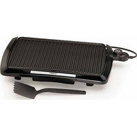 Presto Cool Touch Electric Indoor Grill Black