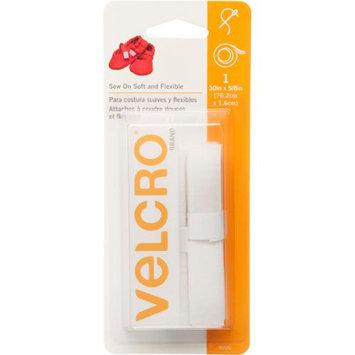 Velcror Brand Fasteners VELCRO(R) brand Soft & Flexible Sew-On Tape 5/8