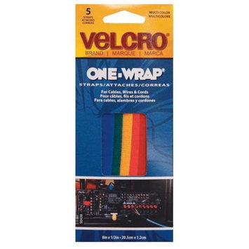 Velcro USA 90438 Velcro One Wrap Straps - Black
