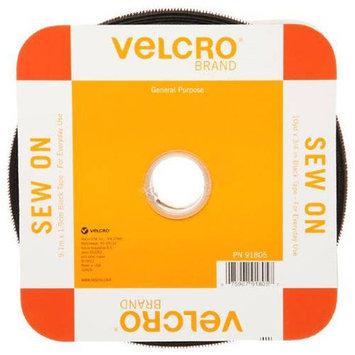 Velcror Brand Fasteners Velcro(R) Brand Sew-On Tape 3/4X30'-Black