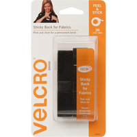 Velcror Brand Fasteners VELCRO(R) Brand STICKY BACK For Fabric Tape .75X24