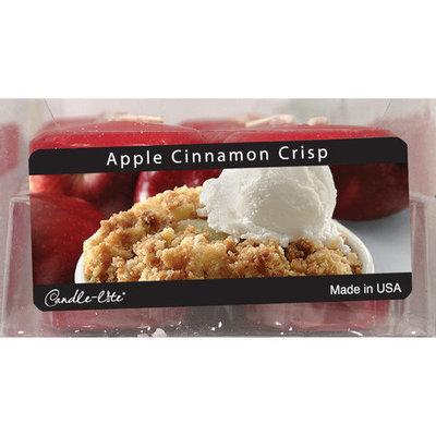 Candle lite 12 Count Apple Cinnamon Crisp Votive Candles