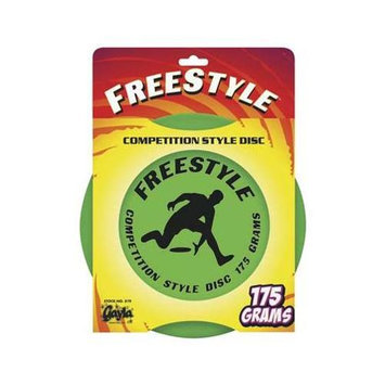 Gayla Kite 819 Freestyle Competition Disk 10 175 Gram Astd Colors GALH0819