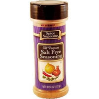Bulk Buys Spice Supreme No Salt 4Oz - Pack of 6