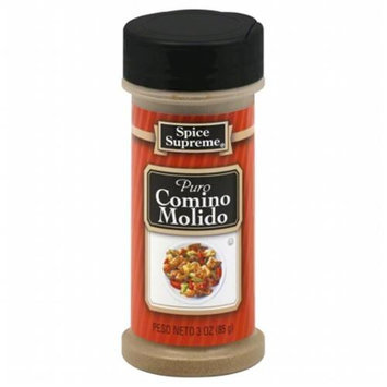 Spice Supreme Spice Supreme Ground Cumin- Case of 12