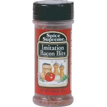 Spice Supreme Spice Supreme Bacon Bits- Case of 12