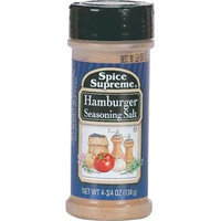 Ddi Spice Hamburger Season 4.75 oz(Case of 6)