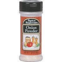 Spice Supreme Spice Supreme Onion Powder- Case of 12