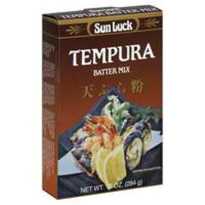 Sun Luck BG18664 Sun Luck Tempera Batter Mix - 1x10OZ