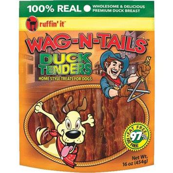 Ruffin It Ruffin' It Wag-N-Tails 16-oz. Duck Tenders Dog Treats