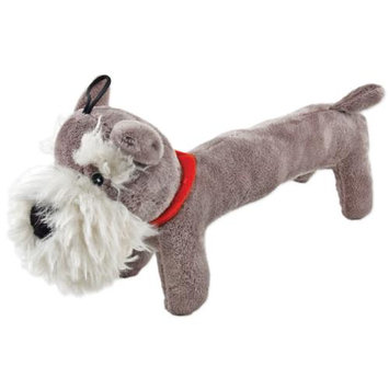 Westminster Pet Products Westminster Pet 83016215 Westminster Pet 16215 Ruffin it Fetch a Pals Schnauzer Plush Dog Toy