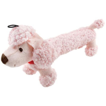 Westminster Pet Products Westminster Pet 83016216 Westminster Pet 16216 Ruffin it Fetch a Pals Poodle Plush Dog Toy