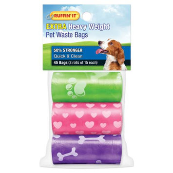 Westminster Pet Products Printed Waste Bag Refills 3/Pkg