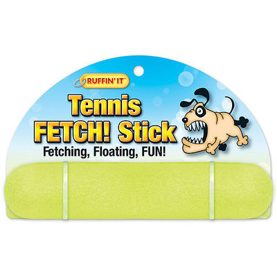 Ruffin It Ruffin' It 780300 Tennis Fetch Stick Dog Toy