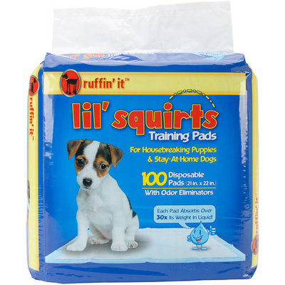 Westminster Pet Products Lil' Squirts Training Pads 100/Pkg