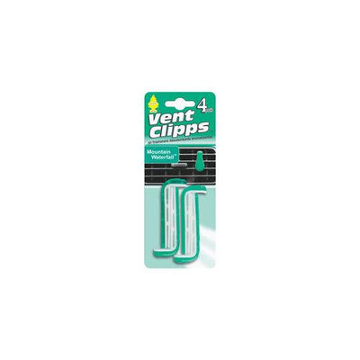 Car Freshner Vehicle Freshen Up 17750 Vent Clipps Mountain Waterfall