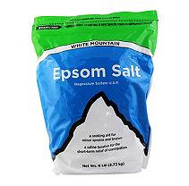 White Mountain Epsom Salt (6 lb.)