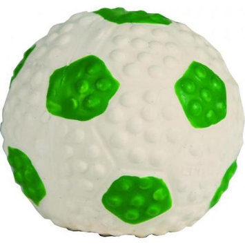 Coastal Pet Products Coastal Pet Li'l Pals Latex Soccer Ball