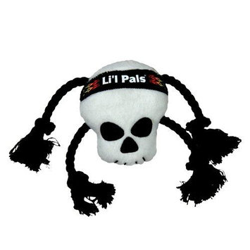 Coastal Pet Products Li L Pals Skull/Crossbones Tug Toy