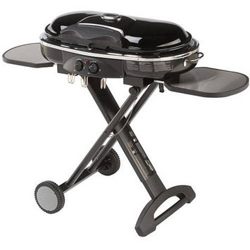 Coleman RoadTrip LXX Foldable Propane-Powered Grill Black