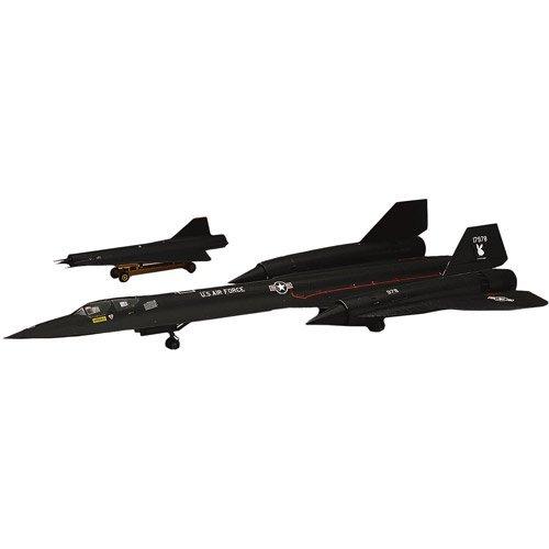 Revell 1:72 SR-71A Blackbird Model Kit
