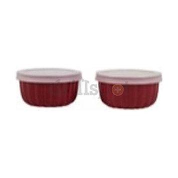 Bradshaw International 4461 2PK 4 Oz Ceramic Ramekins - 2 Pack
