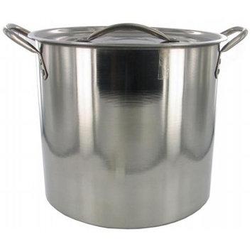 Bradshaw International Bradshaw 6180 8 Quart Stainless Steel Stock Pot With Lid