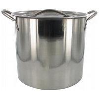 Bradshaw International 12 Quart Stainless Steel Stock Pot 06181 by Bradshaw