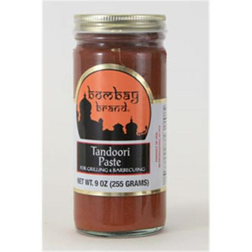 Bombay Brand 57 Tandoori Paste Case of 6 - 9 oz. Jars