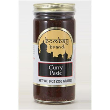 Bombay Brand 59 Curry Paste Case of 6 - 9 oz. Jars