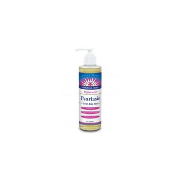 Heritage - Psoriasis Scalp & Body Wash Peppermint - 8 oz.