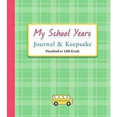 My School Years Journal & Keepsake (Notebook / blank book)
