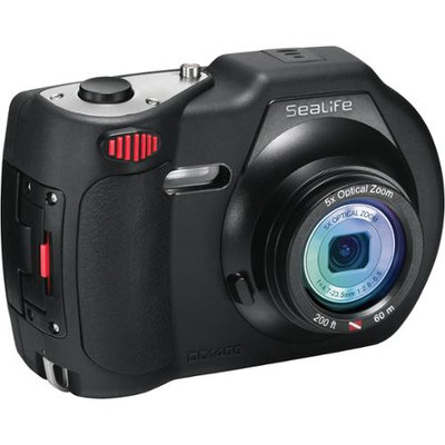 Sealife Underwater 14mp Camera System DC1400 Black (SL720)