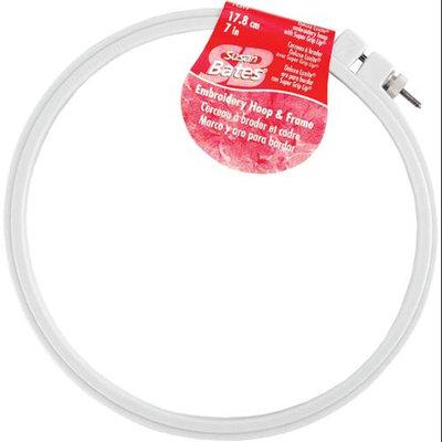 Susan Bates 70954 Plastic Deluxe Super Grip Hoop-Size 10 in.