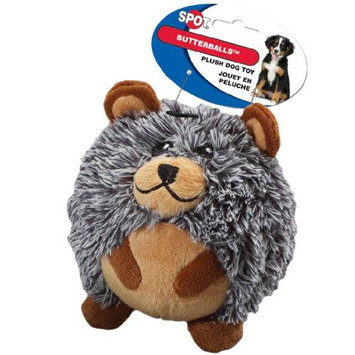Ethical Products Inc Ethical Dog - Butterballs Forest Animals- Assorted 4 Inch