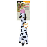 Ethical Dog-Spot Mini Skinneeez Crinkler Cow- Cow 14