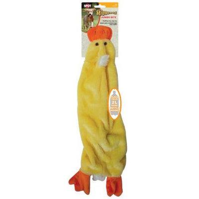 Ethical Plush Skinneeez Jumbo Bite Dog Toy - Duck - 24 in.