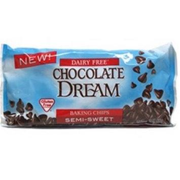 Chocolate Dream Baking Chips Semi-Sweet Chocolate - 10 oz