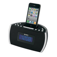 Jensen Jims-125I Docking Digital Music System For Ipod(R)/Iphone(R)