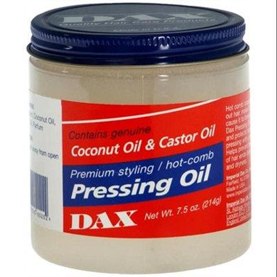 Dax Pressing Oil 7.5 oz. Jar