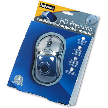 Fellowes HD Precision Cordless Optical Mouse 98904