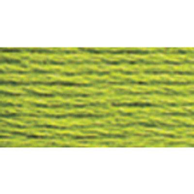 Dmc Cone Floss DMC: Cone Floss 5214-907 DMC Six Strand Embroidery Cotton 100 Gram Cone-Parrot Green Light